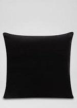 Black Single Cushions