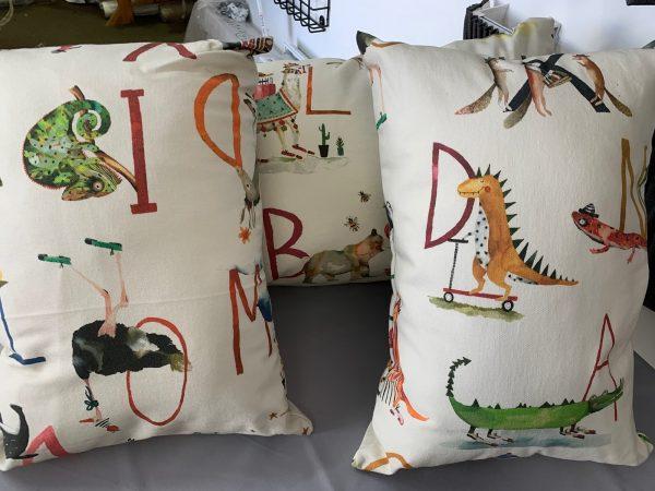 Farm Yard Cushions