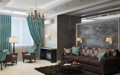 Curtain Trend The Many Benefits of Curtains 400x250 - OUR BLOG