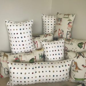 kids cushions 3 300x300 - Custom made Cushions