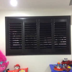CUSTOM MADE SHUTTER BLINDS