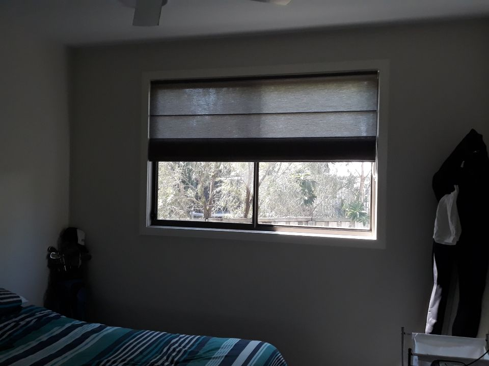 light filter roman blind - Gallery