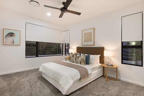Broadbeach Waters bedroom blinds 600x400 - Dawn Interior Blockout Range