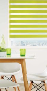 Curtain Trend Vision Blinds Colorful Dining Green 158x300 - Vision Blinds Now Available at Curtain Trend