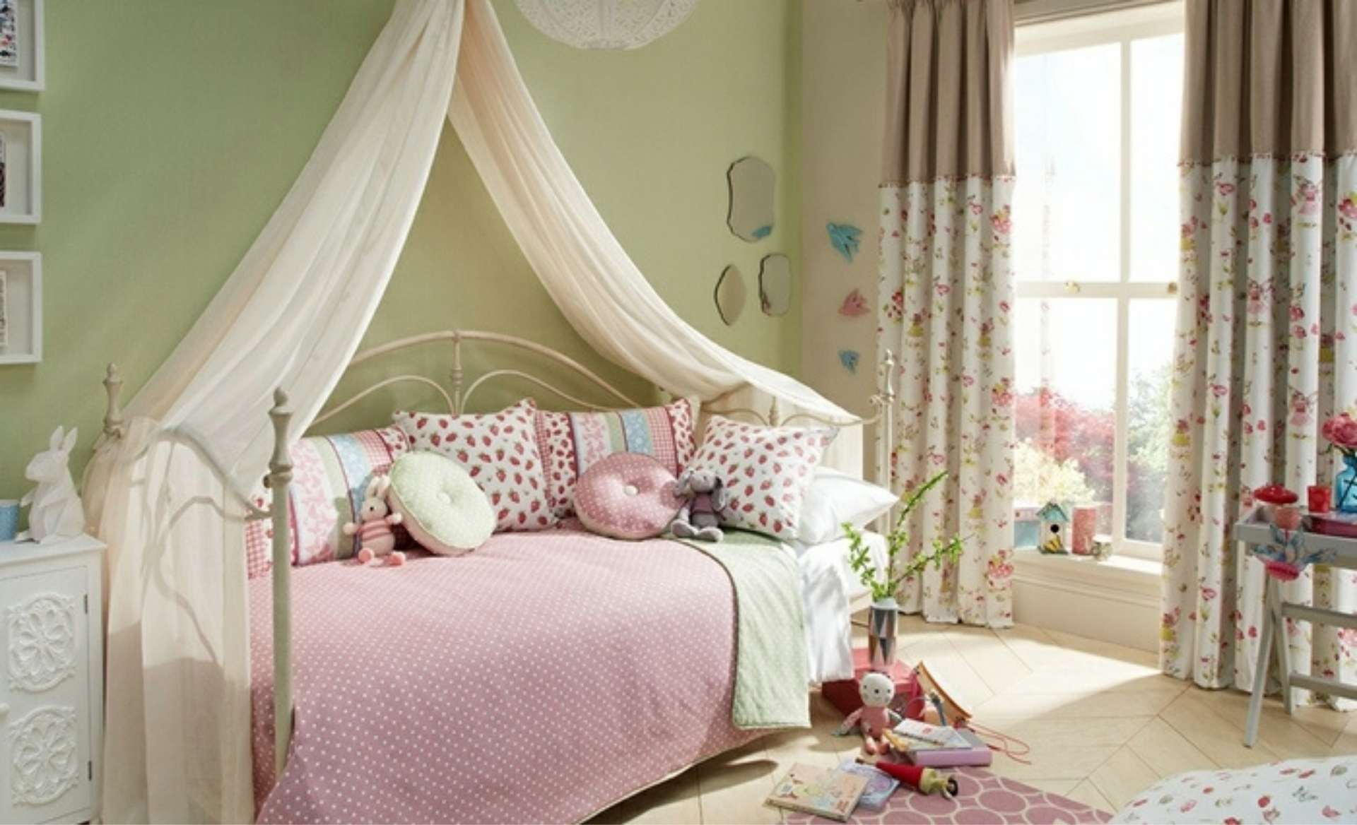 2 - 5 Easy Steps To Creating The Perfect Nursery