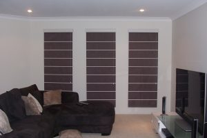plantation roman blinds