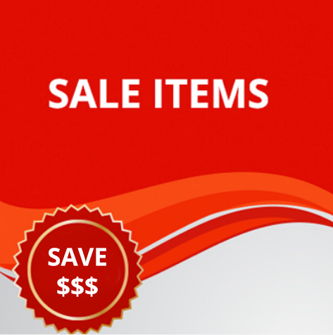 Sale Items Image - home New